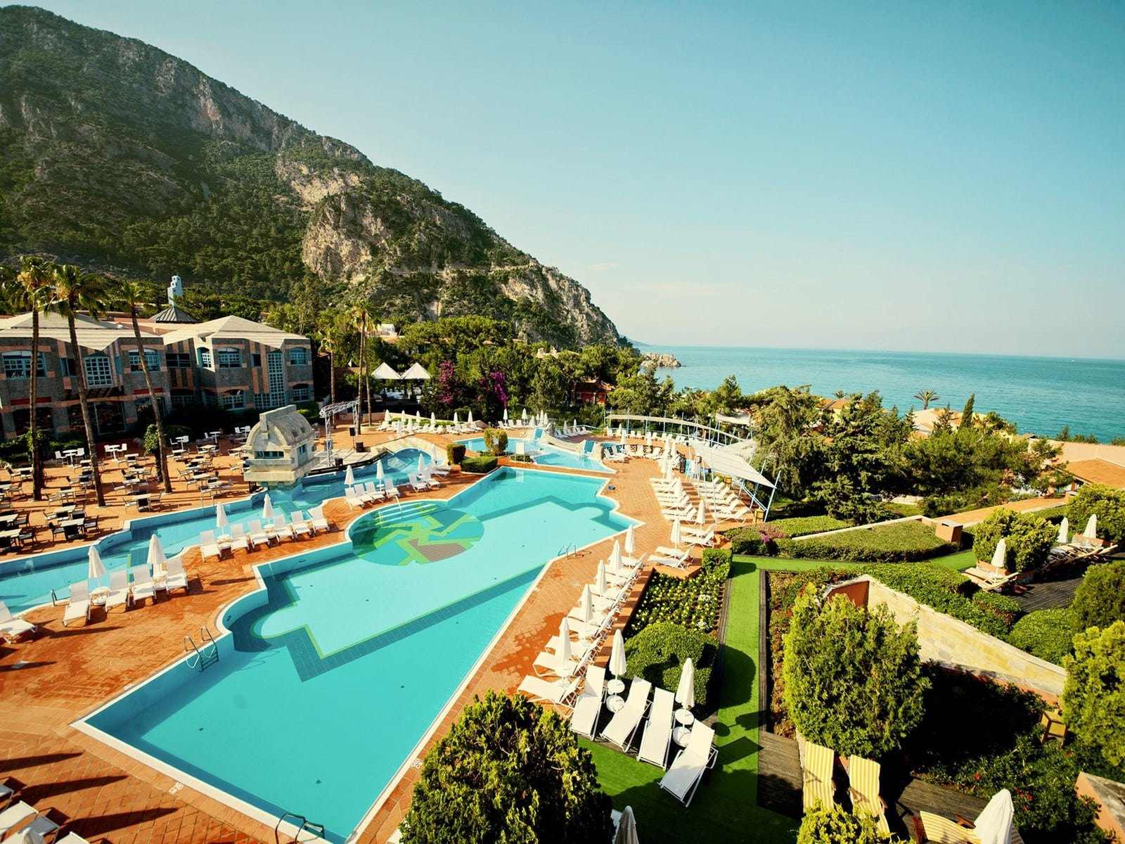 Лучшие отели для отдыха с детьми в Турции