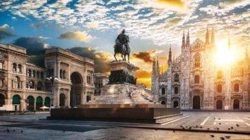 Мини-путешествие в столицу моды. Тур на двоих в Милан на 4 ночи всего за 34 142 р., вылет 07 ноября.
