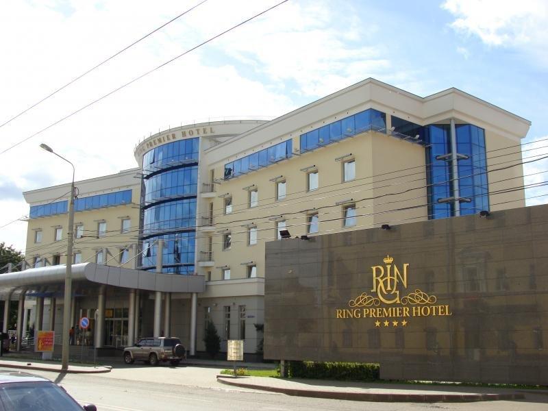 Отели Ярославля снять