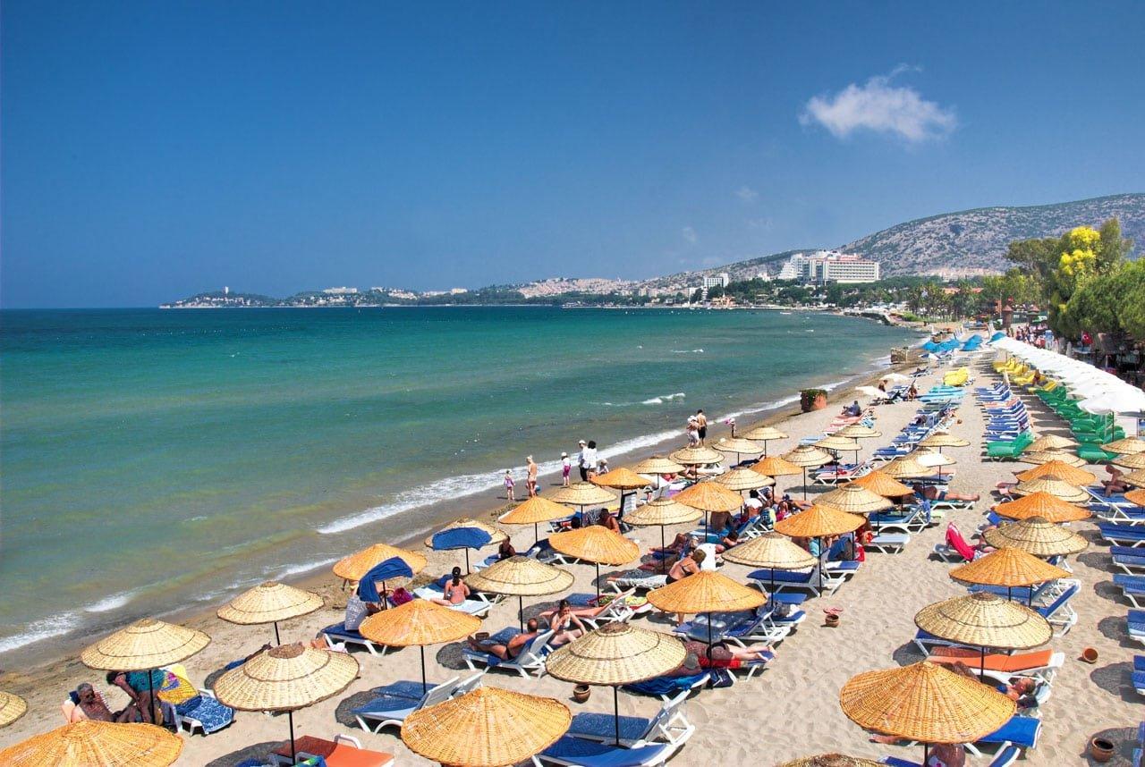 🏝 Шанс на неделю убежать от осени 🏝 Тур в Турцию на 7 дней всего за 20 974 р., вылет 23 сентября