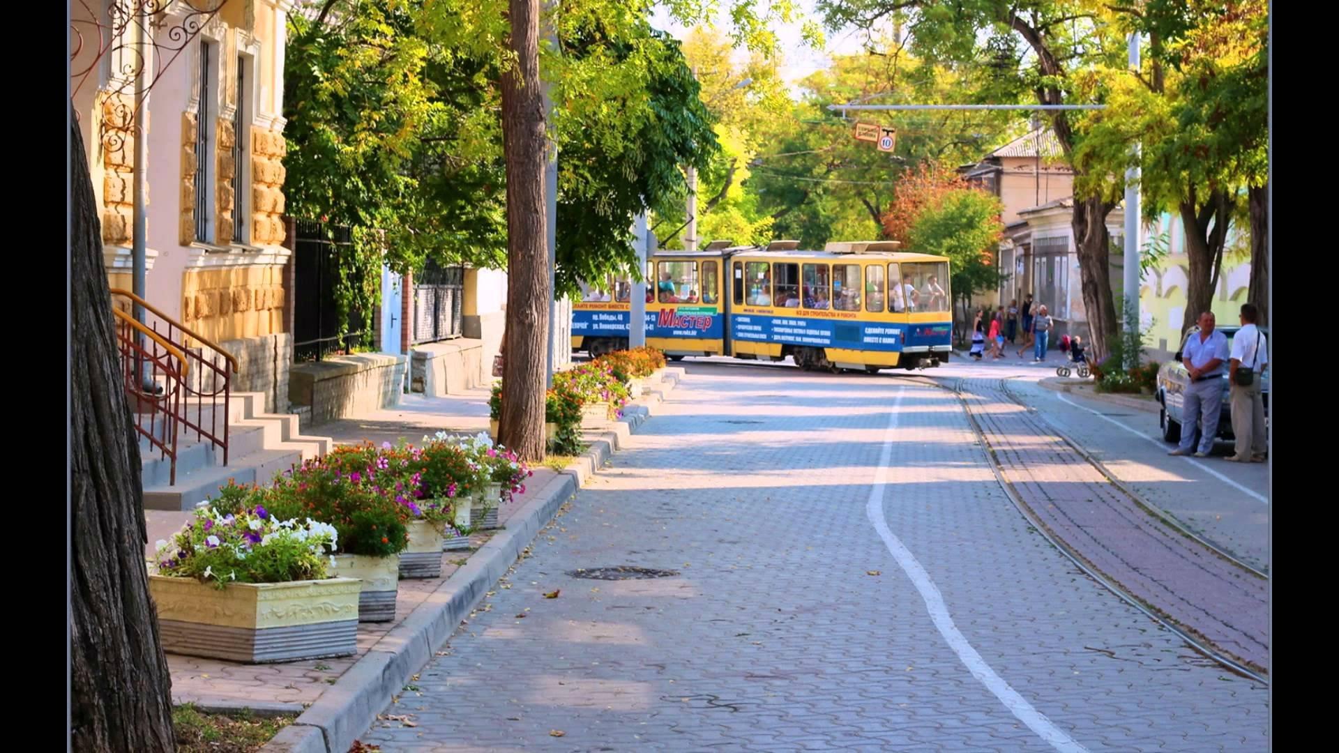 Семейный отдых в Крыму город Евпатория