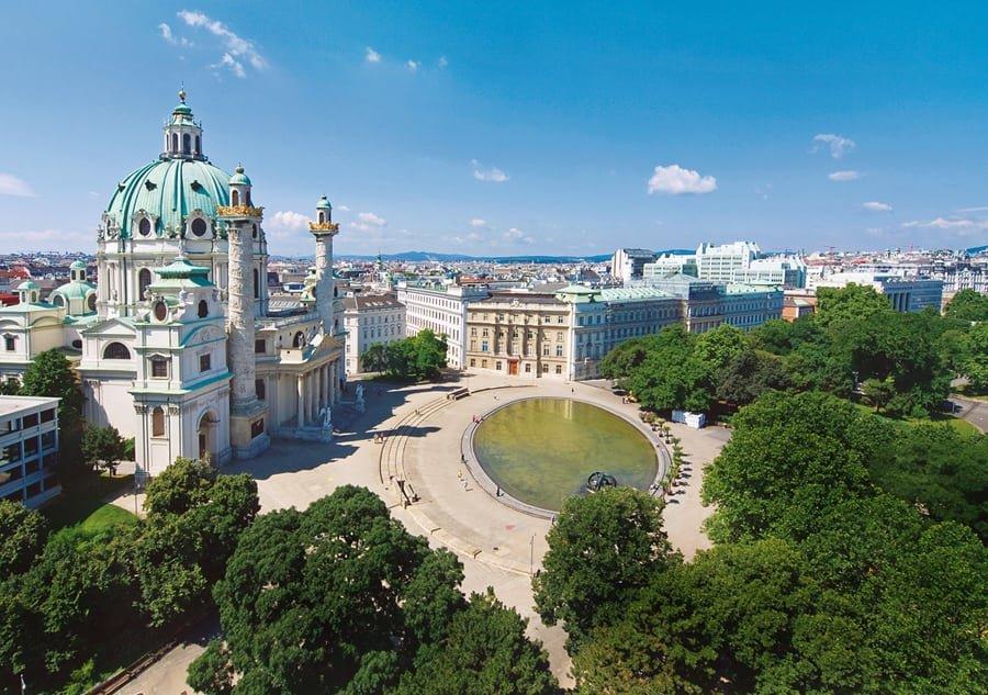 Летим вдвоем в Австрию. 4 ночи с 20 сентября за 55 040 р.