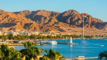 Вдвоем на Красное море. Тур на двоих в Иорданию на 7 ночей за 45 715 р., вылет 15 августа.