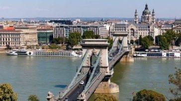 Дешево в Будапешт. На 5 ночей с 28 августа за 25 626 р.