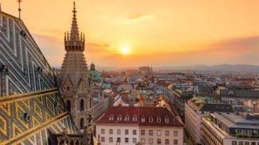 Фантастическая неделя в Вене. Тур на двоих в Австрию на 7 ночей за 69 259 р., вылет 20 июня.