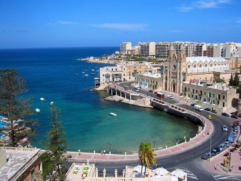 Вдвоем на Мальту. Тур на двоих в Сент-Джулианс (Мальта) на 6 ночей за 54 144 р., вылет 10 октября.