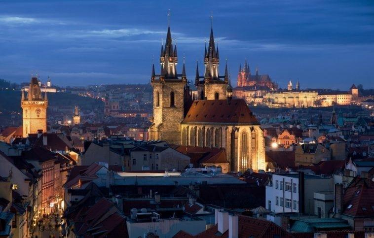 Летняя неделя в Праге. Тур в Чехию на 7 ночей за 26 205 р., вылет 23 июля.