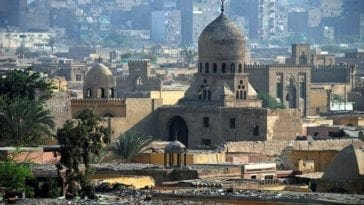 Бархатный сезон в Египте. Тур в Каир на 7 ночей за 44 218 р., вылет 11 сентября.