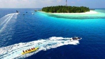 Вдвоем на Мальдивы. Тур на двоих на Южный Мале Атолл (Мальдивы) на 5 ночей за 153 236 р., вылет 16 июня.