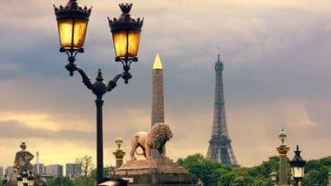 Неделя в Париже. Тур с 10 сентября за 54 401 р.
