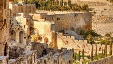 Дешевый тур в Иерусалим. 5 ночей с вылетом 9 октября за 27 336 р.