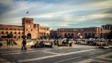 Солнечная Армения! Тур на 9 ночей с 16 июля за 35 113 р.
