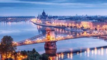 Бюджетный тур в Венгрию. Со 2 сентября на 10 ночей за 29 310 р.