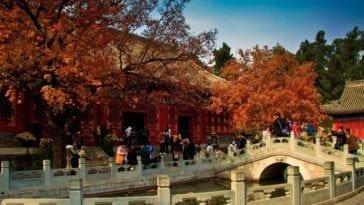 Тур на двоих в столицу Поднебесной. Тур в Пекин (Китай) на 7 ночей за 83 554 р. за двоих, вылет 05 ноября