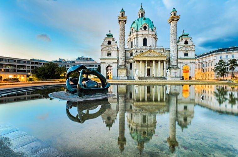 Горящий тур в Австрию. 5 ночей с вылетом 6 июня за 34 361 р.