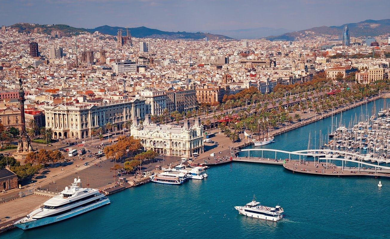 Незабываемая Барселона! Тур в Испанию на 7 ночей за 21 089 р., вылет 20 октября.
