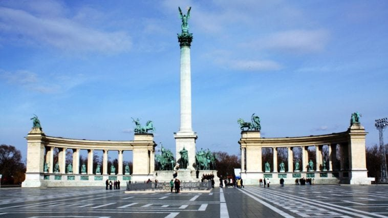Неделя в Венгрии. С 23 октября за 21 064 р.