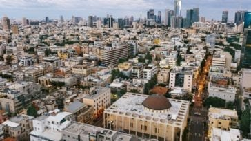 В Израиль дешево. Тур на 5 ночей с вылетом 11 ноября за 22 544 р.