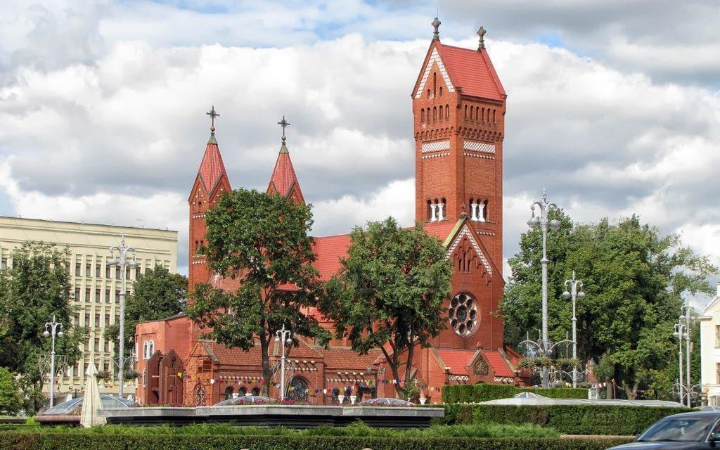 Вдвоем в Беларусь. Тур на 5 дней с 25 августа за 29 202 р.