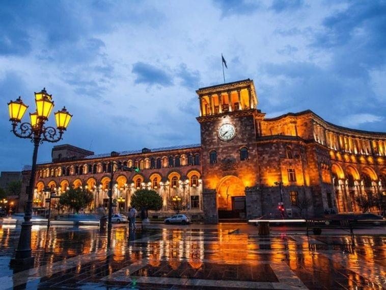 Красивейший город мира