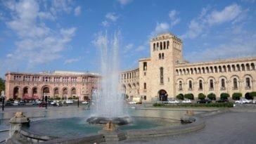 Вдвоем в Ереван. Тур в Армению на двоих на 7 ночей за 43 581 р., вылет 27 июля.