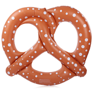 Надувной матрас Рогалик