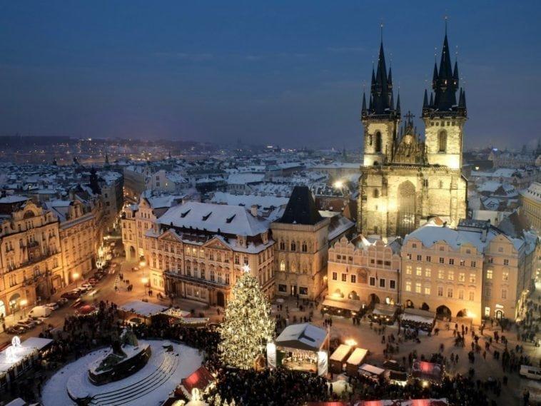 Католическое Рождество в Праге. Тур в Чехию на 5 ночей за 31 454 р., вылет 24 декабря.