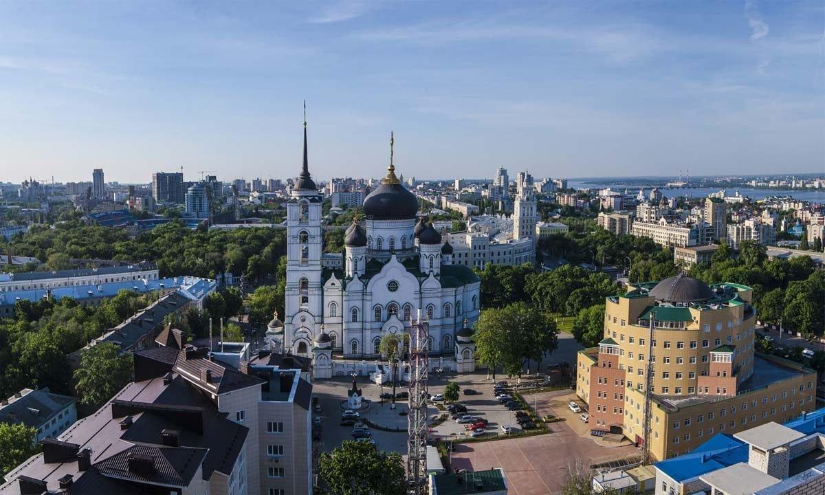 Авиаабилеты Казань - Воронеж