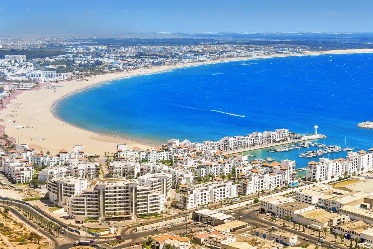 Краски Марокко. Тур в Агадир (Марокко) на 10 ночей за 42 658 р., вылет 01 октября.