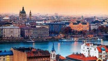 Вдвоем в Венгрию. Тур на неделю с 10 октября за 41 139 р.