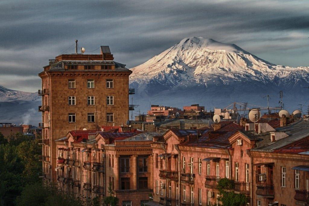 Более двух недель в Ереване. Тур в Армению на 16 ночей за 45 624 р., вылет 18 июня.