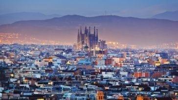 Горящий тур в Испанию. С 20 июня на 6 ночей за 16 556 р.