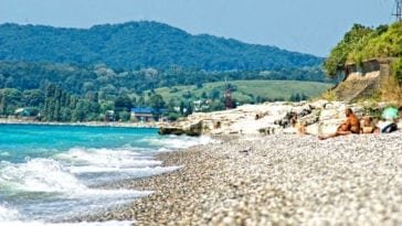 Отдых в Абхазии летом 2018 - как добраться, проживание, цены