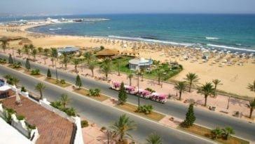 Летим в Тунис. 5 ночей с 19 августа за 21 982 р.