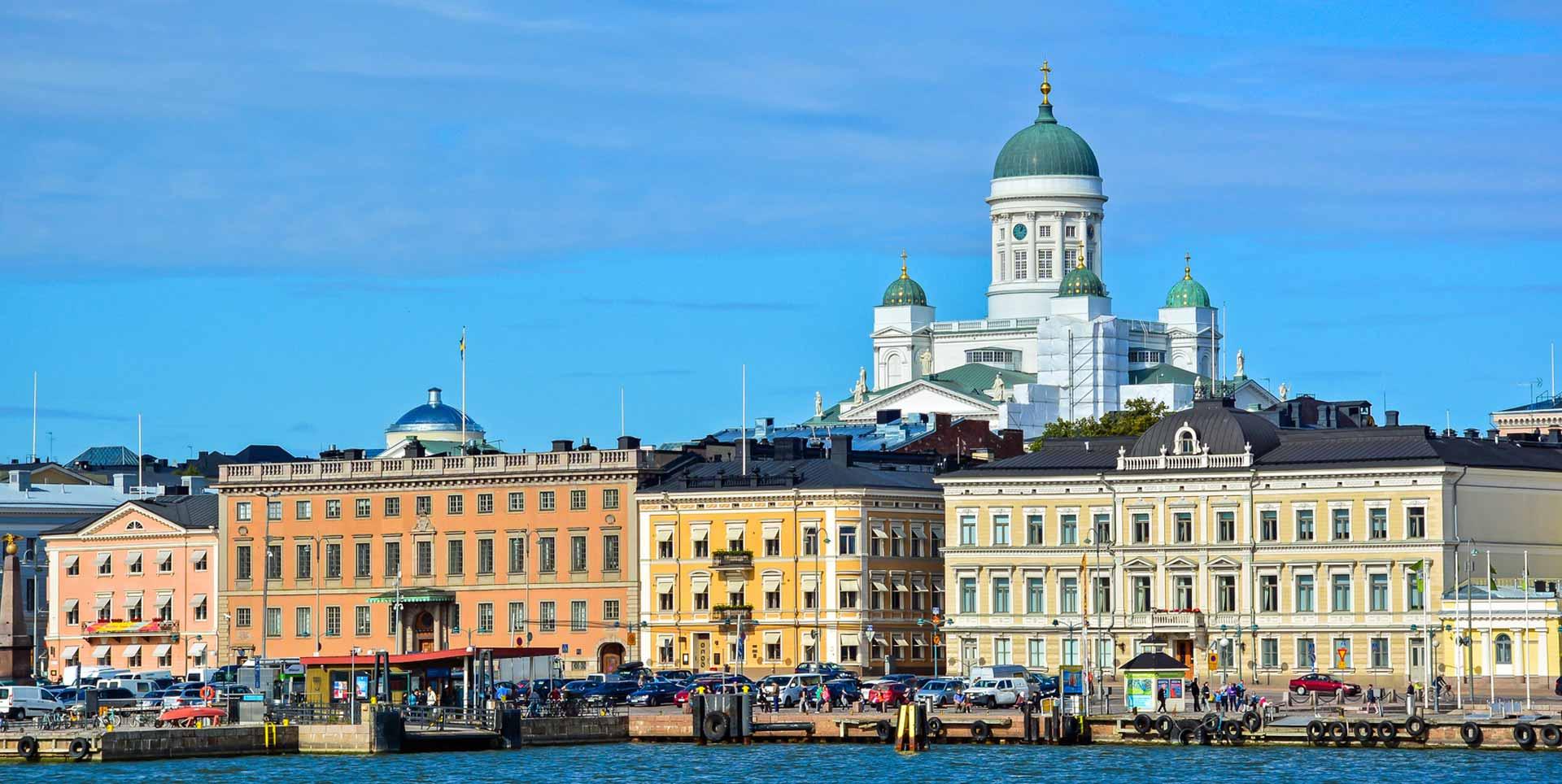 Тур на двоих в Финляндию. Неделя с 21 октября за 37 782 р.