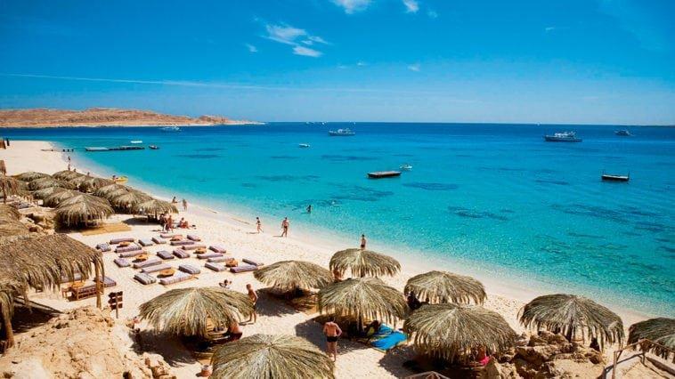 Неделя моря и солнца. Тур в Египет на 7 ночей за 53 805 р., вылет 02 октября.