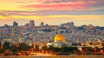 Вдвоем в Израиль. Тур на 4 ночи со 2 января за 43 744 р.