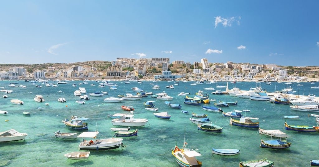 Осенью - на Мальту. Тур в Буджибба (Мальта) на 9 ночей за 44 443 р., вылет 02 сентября.