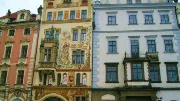 Пражская романтика. Тур на двоих в Чехию на 7 ночей всего за 39 179 р., вылет 01 июля.