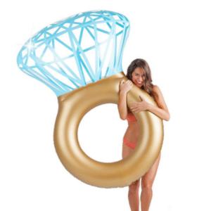 Надувной матрас Кольцо
