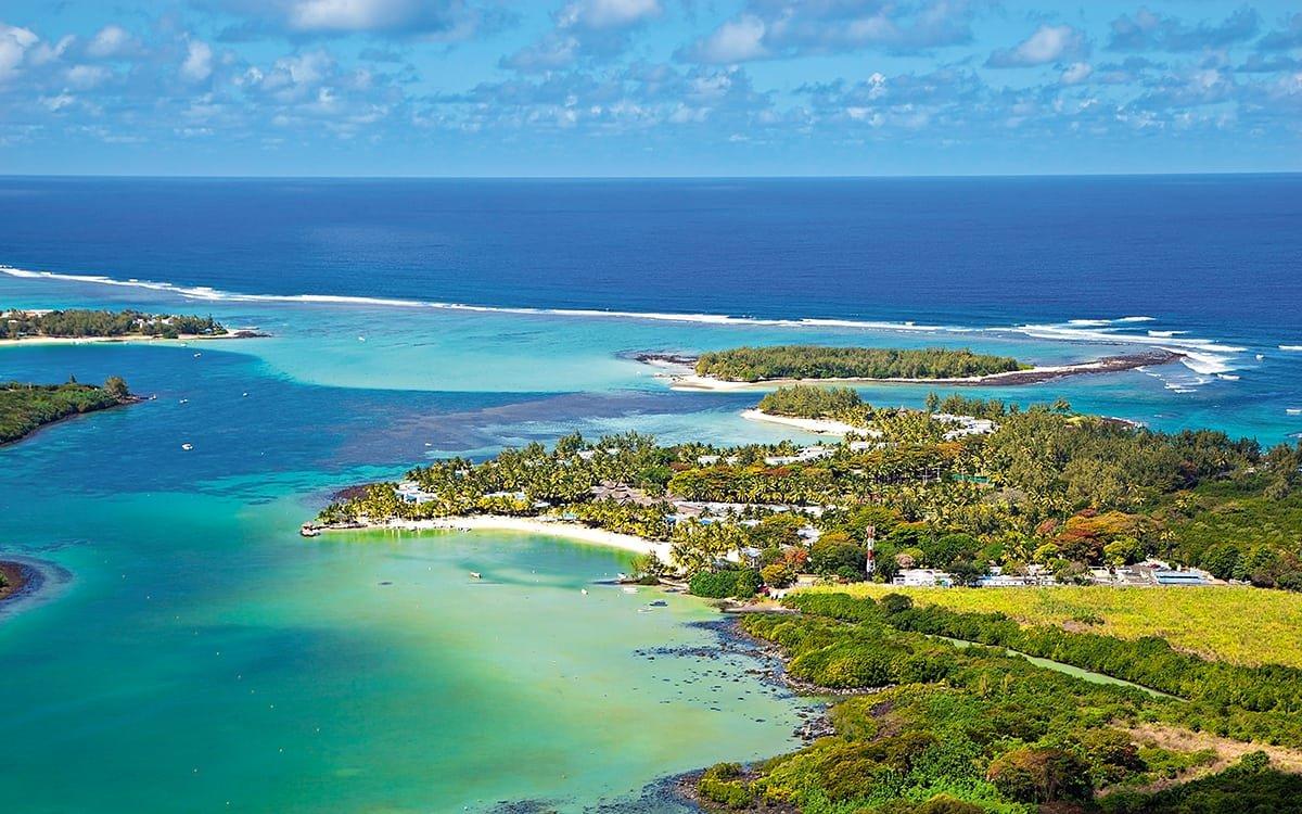 Недорого на Маврикий. 6 ночей с 20 августа за 125 706 р.