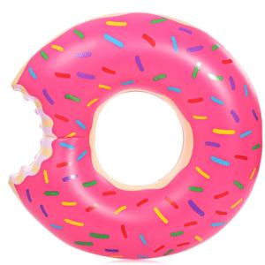 Надувной матрас Пончик