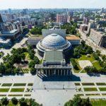 Купить недорогие авиабилеты Санкт-Петербург – Новосибирск (2018) от 8998 р.