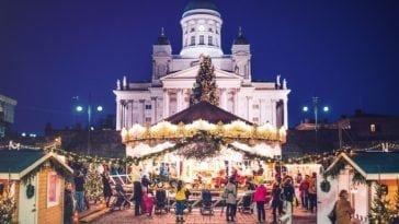 Вдвоем на неделю в Хельсинки. Тур на двоих в Финляндию на 7 ночей за 38 778 р., вылет 05 февраля.