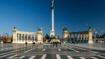 Бюджетный тур в Будапешт. С 1 сентября на 11 ночей за 29 431 р.