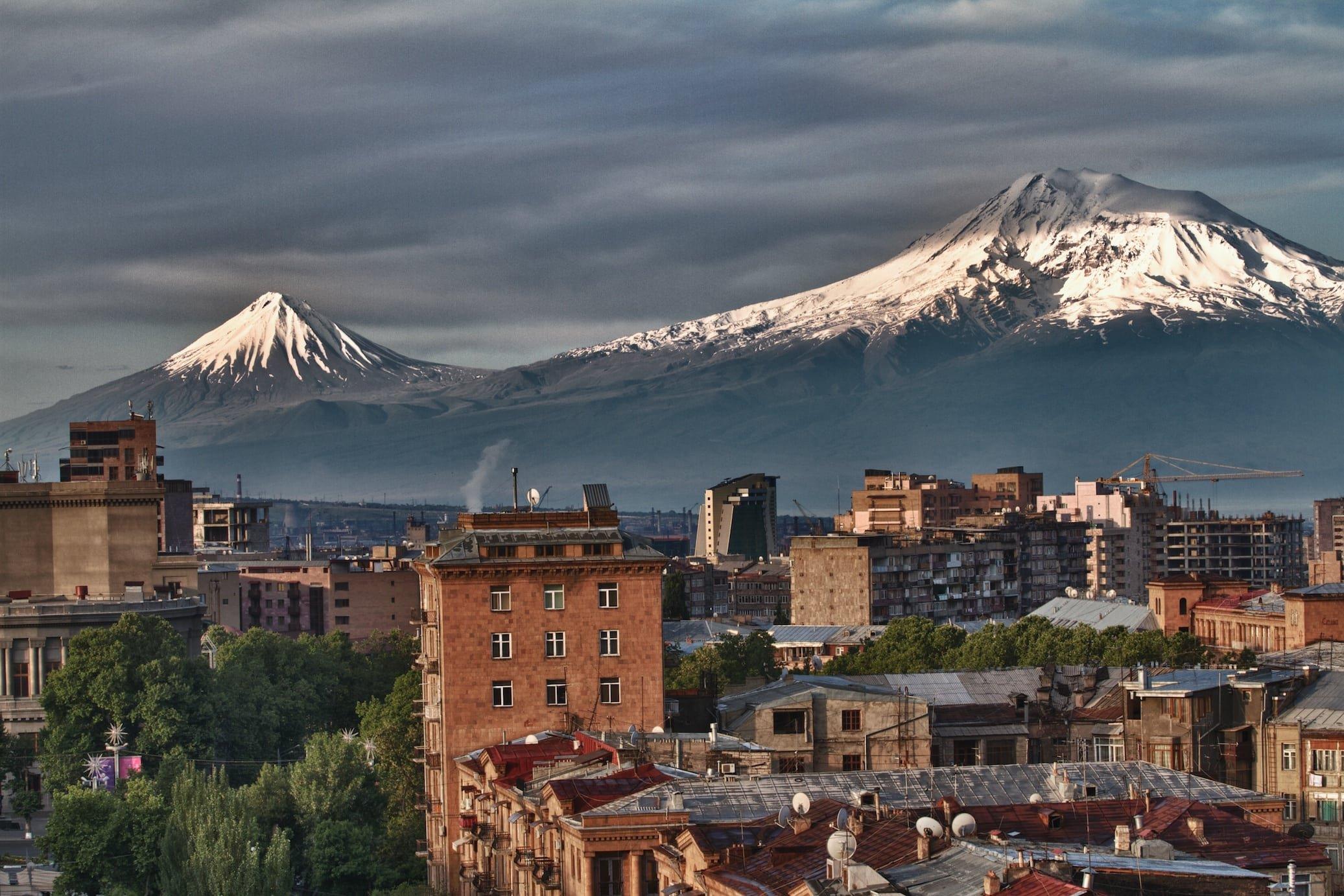 Вдвоем в Армению! Тур на 5 ночей с 13 июля за 37 137 р.