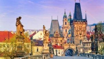 За полцены в Прагу. 6 ночей с 4 ноября за 22 422 р.