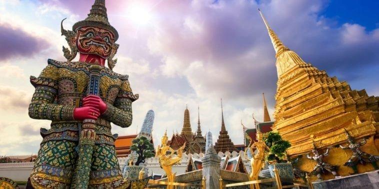 Бангкок 2018 – как долететь дешево в Таиланд