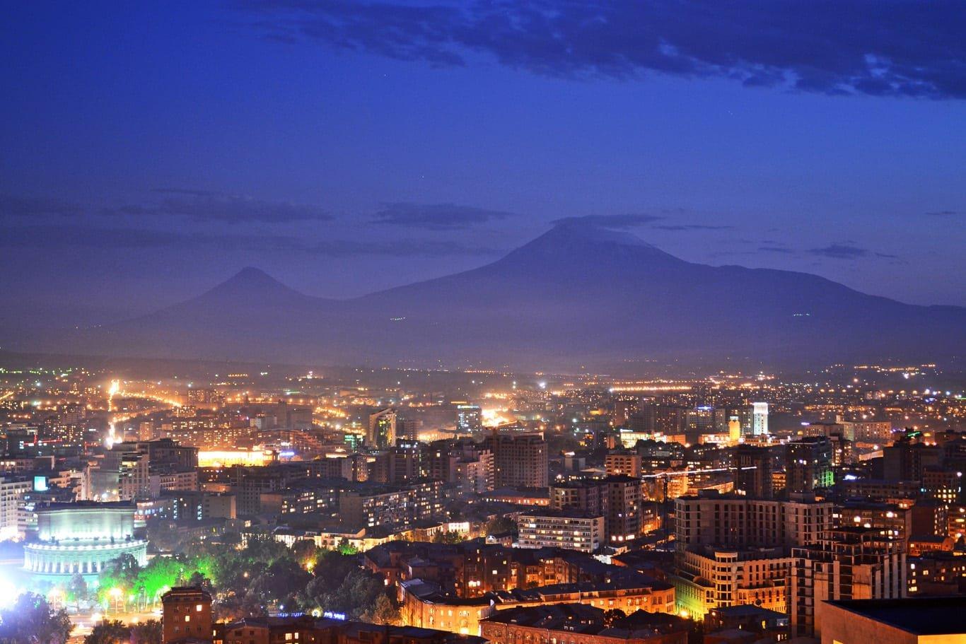 Вдвоем в Армению. 5 ночей с 8 июля за 36 243 р.