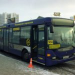На автобусе №308 до аэропорта Домодедово – расписание